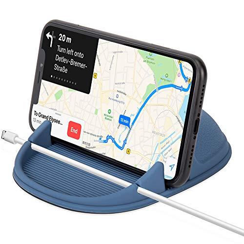 Beeasy Handyhalter fürs Auto,Smartphone Handyhalterung Auto Halterung Universal KFZ für iPhone X 8 7 6 6S Plus Samsung Galaxy Huawei OnePlus Xiao mi Sony Xperia 3-7 Zoll Andere Telefon oder GPS-Geräte