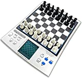 iCore Chess Set, Electronic Talking Chess Board Set, Travel Chess and Magnetic Checkers Game, Educational Toys Chess Set for Kids Improve Concentration, Portable Unique Chess Board Games for Adults