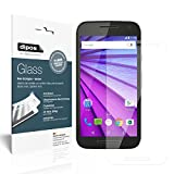 dipos I 2x Screen Protector compatible with Motorola Moto G