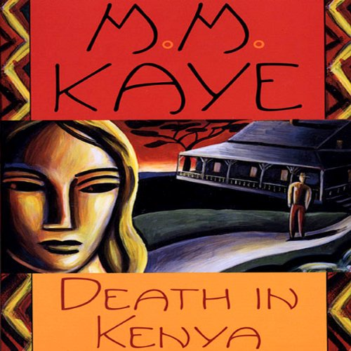 Death in Kenya audiobook cover art