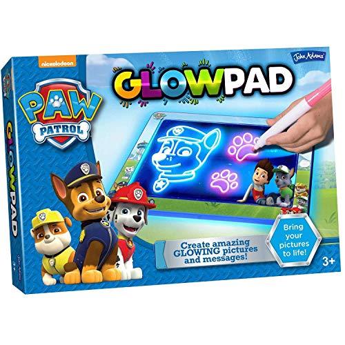 John Adams 10741 Paw Patrol Glowpad, Multi