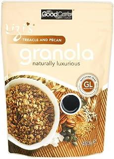 Lizi's - Granola de Melaza y Pecana 400g (Paquete de 4