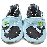 Zapatillas Bebe Niño - Zapato Bebe Niño - Zapatos Bebes - Calzados Bebe Niño - Ballena - 6-12 Meses