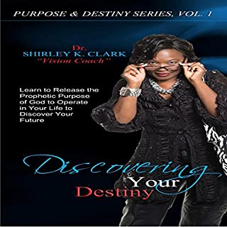Discovering Your Destiny audiobook cover art