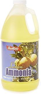 Austin's Lemon Scented Ammonia 64 Oz