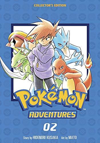 Compare Textbook Prices for Pokémon Adventures Collector's Edition, Vol. 2 2 Pokemon Adventures Collector's Edition Collectors Edition ISBN 9781974711222 by Kusaka, Hidenori,Mato