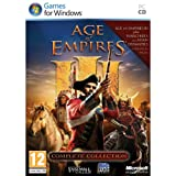 Age of empires III - Jeu + 2 extensions