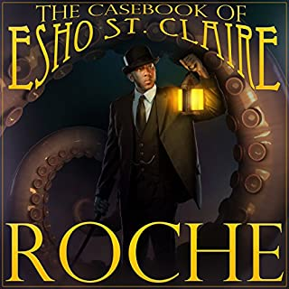 The Casebook of Esho St. Claire audiobook cover art