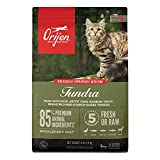 ORIJEN FIT & TRIM - Comida para gato, 1.8 kg, 1 saco