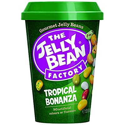 the jelly bean factory tropical bonanza 200 g cup The Jelly Bean Factory Tropical Bonanza 200 g cup 51hNdvb1 BL