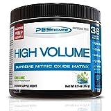 PEScience High Volume, 36 Scoops, Kiwi Lime, Nitric Oxide Pre Workout Powder