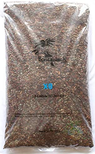 Bonsai Jack Succulent and Cactus Soil - Jacks Gritty Mix #111 - 2 Quarts – Fast Draining – Fight Root Rot – Optimized pH