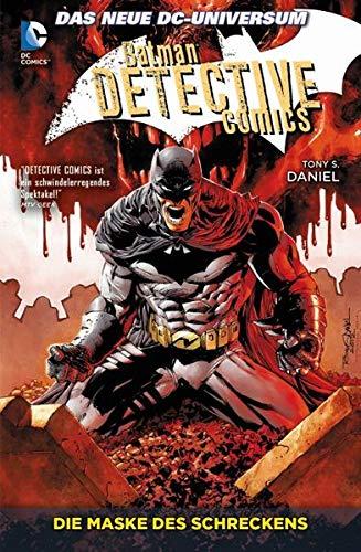 Batman - Detective Comics, Bd. 2: Die Maske des Schreckens