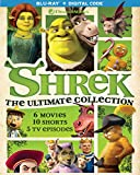 Shrek: The Ultimate Collection - Blu-ray + Digital