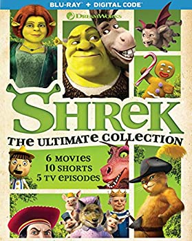 Shrek  The Ultimate Collection [Blu-ray]