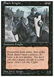 Magic The Gathering - Black Knight - Fourth Edition