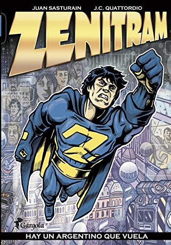 Zenitram: hay un argentino que vuela