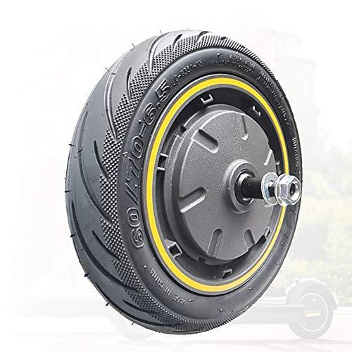 SUIBIAN 36V 350W Elektrischer Rollermotor, bürstenloser DC-Silent, 10x2.50 rutschfeste pneumatische Reifen, kompatibel mit NINEBOT MAX G30 Xiaomi 9 Scooter