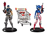 100% brand new and authentic merchandise Includes all original tags/packaging straight from the manufacturer/distributor Officially Licensed from McFarlane Toys Perfect for fans of Fortnite Great gift idea for anyone who loves Action Figures