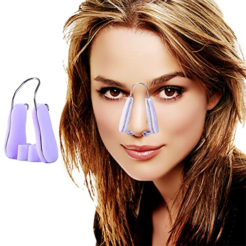 WINKION Nose Shaper Lifter Breathe Smoothly Design Soft Safety Silicone Rhinoplasty Nose Bridge Straightener Clip Nose Beauty Up Lifting Nose Slimming Device