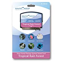 Sound Oasis Tropical Rain Forest Sound Card by Sound Oasis