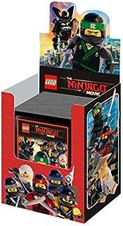 Lego The Ninjago Movie Sticker Sammelalbum 50 Tüten 250 Sticker