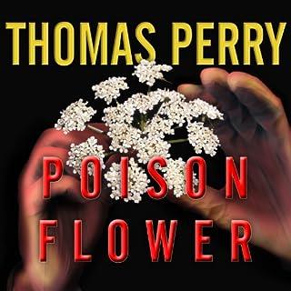 Poison Flower audiobook cover art