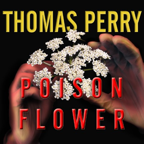 Poison Flower audiobook cover art