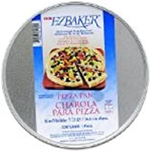 product image for G & S Metal Products Company EZ Baker Personal Size Steel Pizza Baking Pan, 8'', Gray
