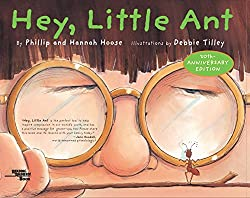 Hey Little Ant book cover