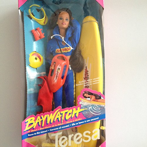 Barbie Doll - Baywatch Teresa 1994 Mint in Box