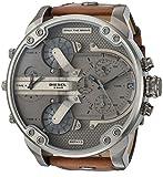 Diesel Men's DZ7413 Chronograph Quartz Brown Watch