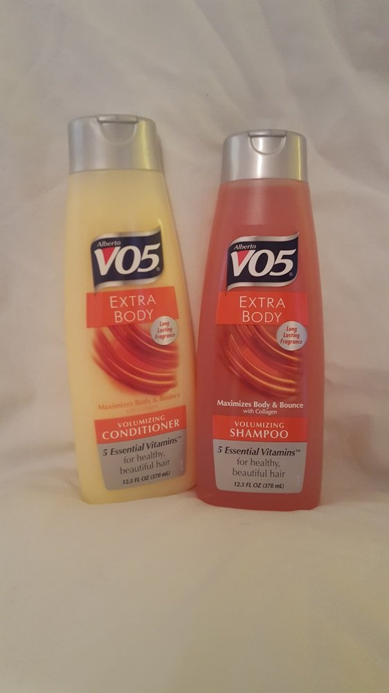 VO5 Herbal Escapes Cash special price Sale Extra Body S Conditioner Volumizing Shampoo