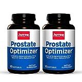 Jarrow Formulas Prostate Optimizer - 90 Softgels, Pack of 2 - Supports Prostate Health, Bladder...