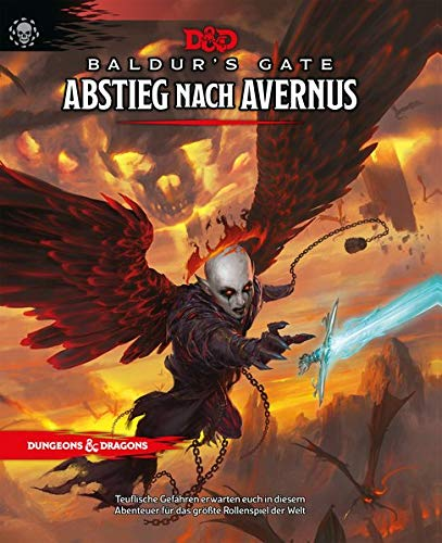 D&D: Baldur's Gate: Abstieg nach Avernus (Dungeons and Dragons Abenteuer)