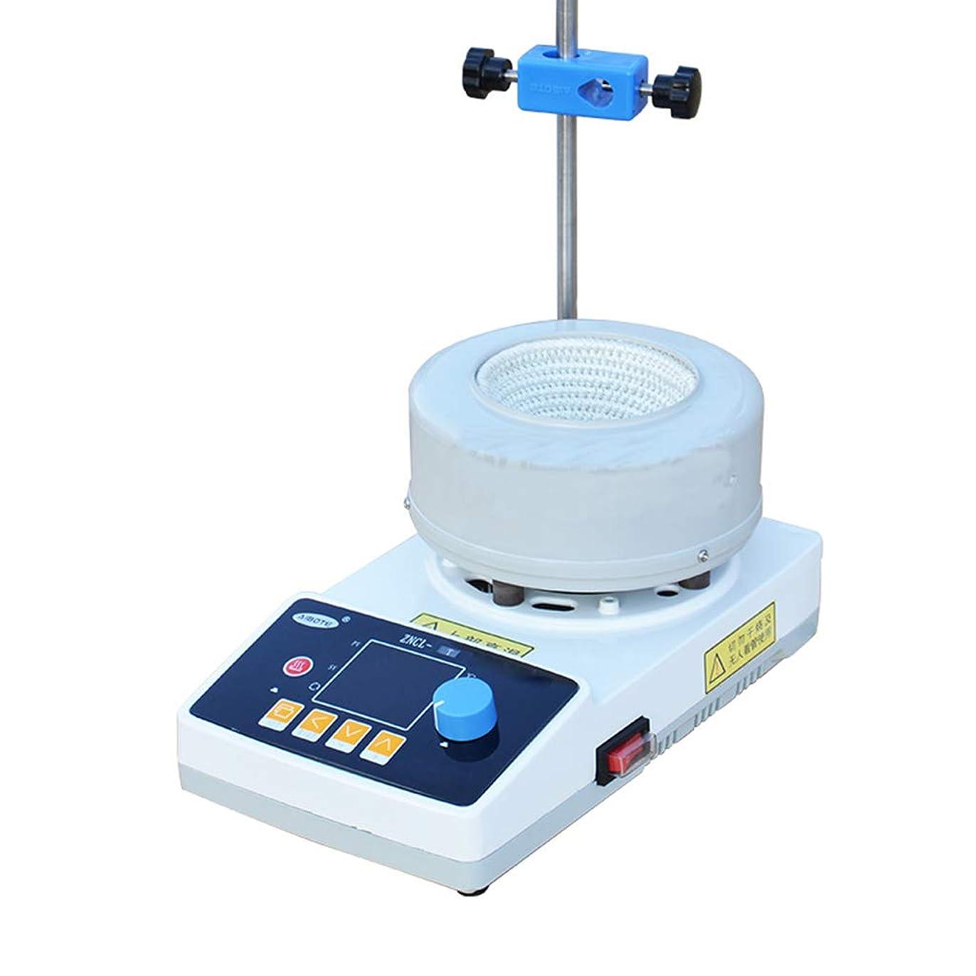 潜在的な育成熟した磁気暖房スリーブミキサー ために 研究室、 精密温度制御、 無段階速度調整、 スパークスいいえ、 低ノイズ、 良好な絶縁