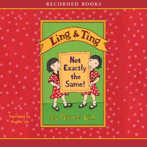 Ling and Ting audiobook cover art