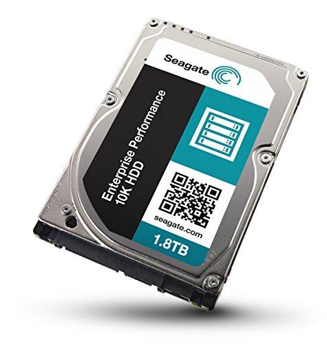 Seagate Enterprise Performance 10K 2.5 Zoll 1800 GB SAS Festplatte - Interne Festplatten (2.5 Zoll, 1800 GB, 10000 RPM)
