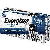 Energizer Batterien AAA, Ultimate Lithium, 16 Stück