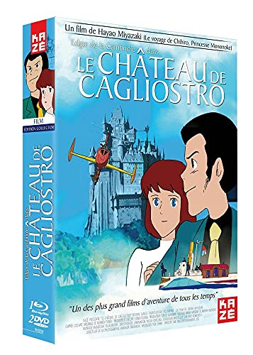 Le château de Cagliostro Combo DVD + [Blu-Ray] [Édition Collector]