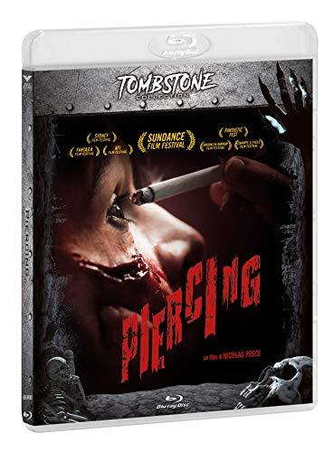 Piercing (Blu-Ray+Card Tarocco) (Tombstone) [Italia] [Blu-ray]
