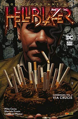 Hellblazer: Condenado Vol. 4