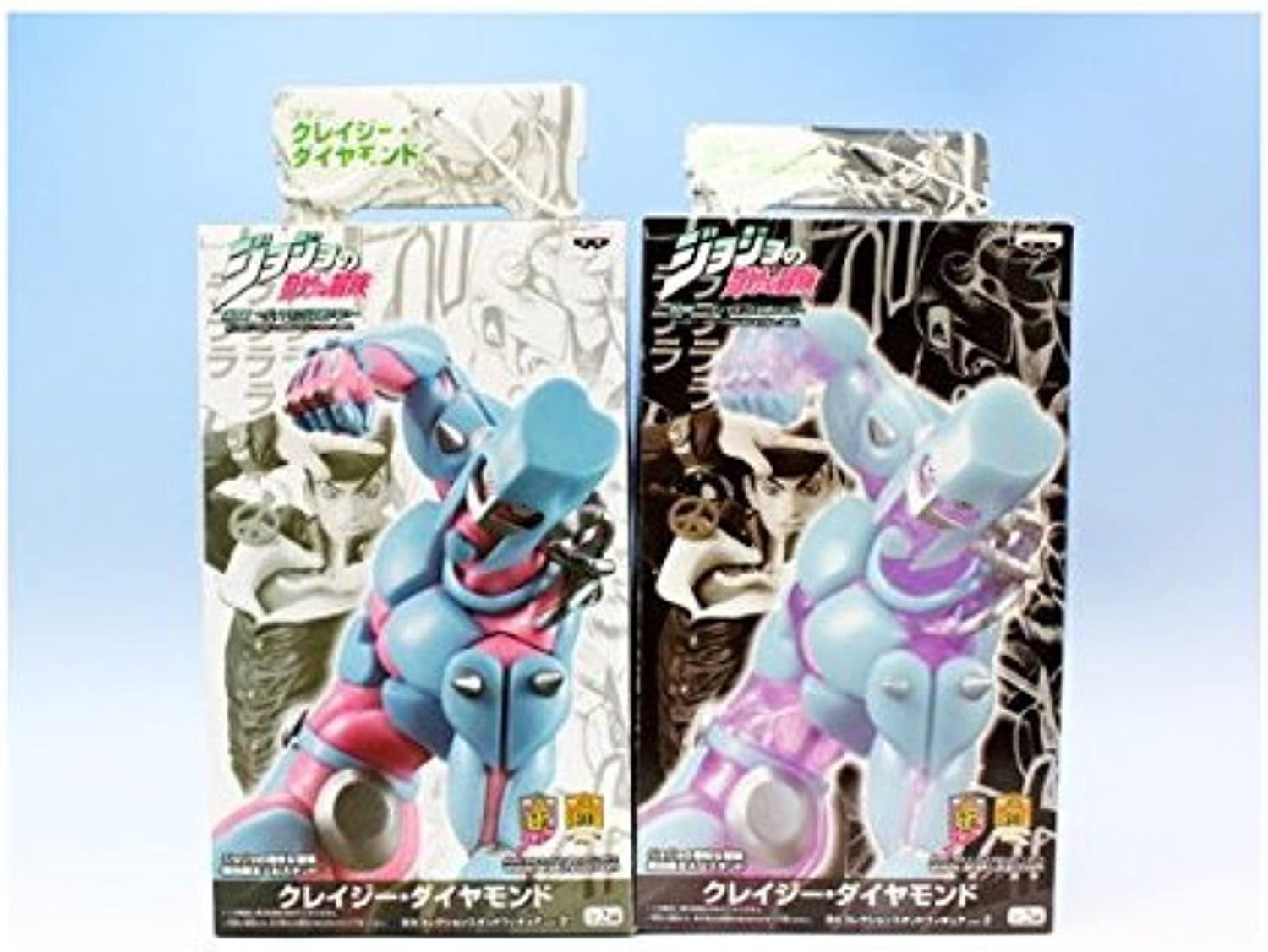 DX Collection Stand Figure 2 is not broken Bizarre Adventure Part Four Diamond JoJo's (all two full set (japan import)