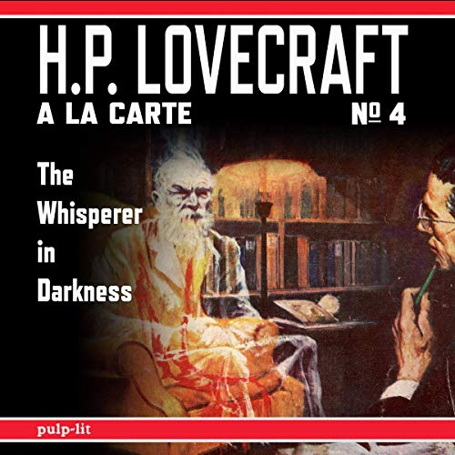 The Whisperer in Darkness cover art