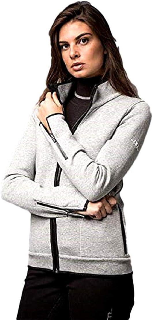 Horseware Ireland Barletta Bonded San Diego Max 56% OFF Mall Lady Jacket X-Sma Light Gray