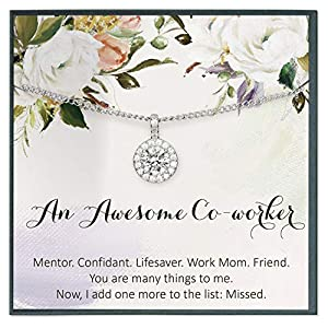 🌺 STUNNING TOKEN OF DEVOTION - Show your appreciation for every woman you cherish in your life with our beautiful jewelry gifts. Your recipient gets to hold you and the memories you've shared close to her heart every time she wears your present. 🌺 HA...