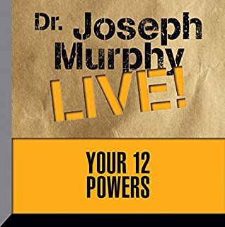 Your 12 Powers audiobook cover art