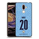 Head Case Designs Officiel Manchester City Man City FC Lucy Bronze 2020/21 Home Kit des Femmes...