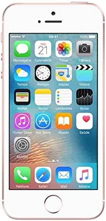 iPhone SE 16GB Ouro Rosa