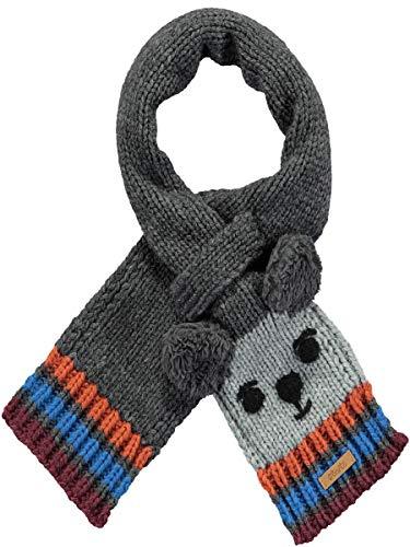 Barts Jacquard-sjaal, donkergrijs, jongens, 1 tot 3 jaar